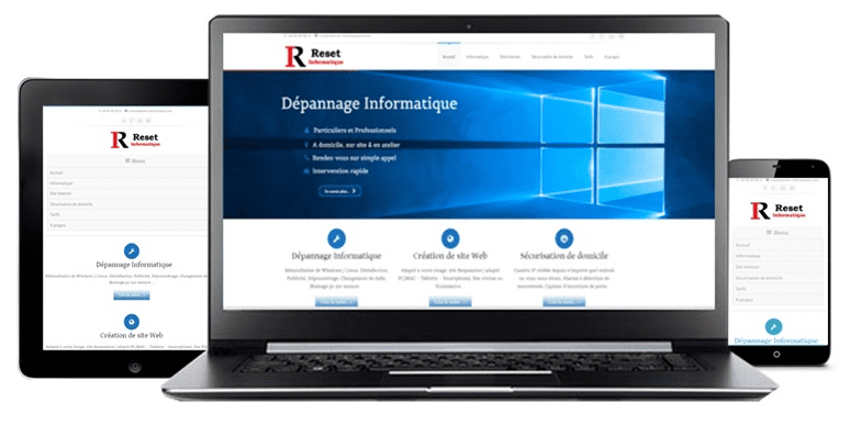 Reset Informatique Toulouse
